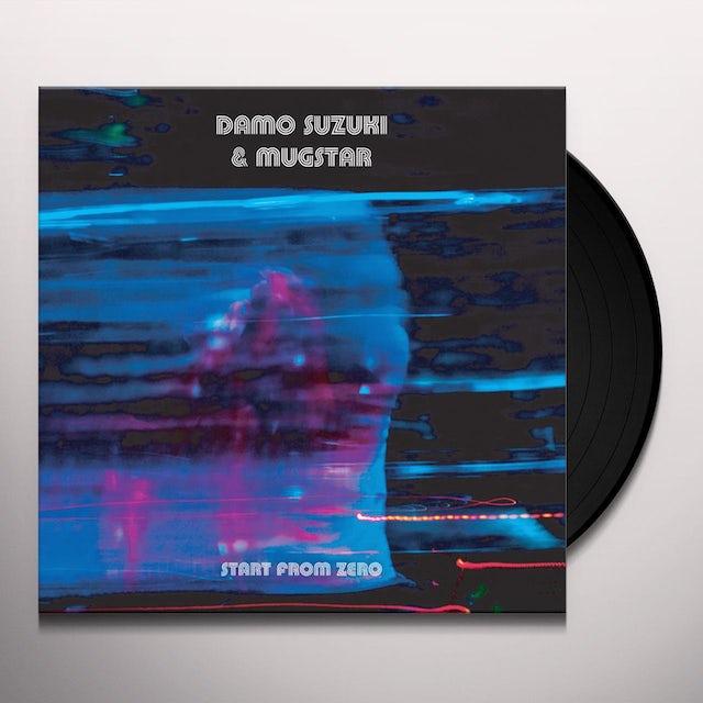 Damo Suzuki / Mugstar START FROM ZERO Vinyl Record
