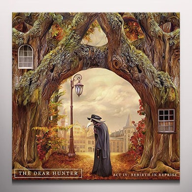 The Dear Hunter ACT IV: REBIRTH IN REPRISE - Limited Edition 180 Gram Colored Double Vinyl Record
