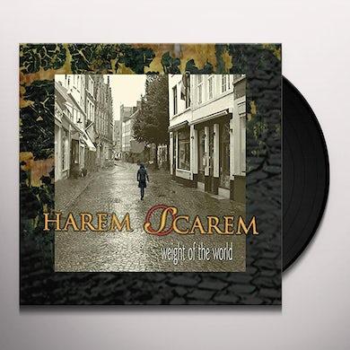 Harem Scarem WEIGHT OF THE WORLD Vinyl Record
