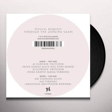 Special Request THROUGH THE LOOKING GLASS Vinyl Record