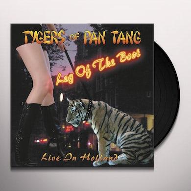 Tygers Of Pan Tang Leg Of The Boot Vinyl Record