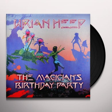 The Magicians Birthday Party Vinyl Record