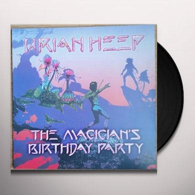 Uriah Heep The Magicians Birthday Party Vinyl Record