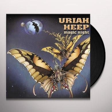 Uriah Heep Magic Night Vinyl Record