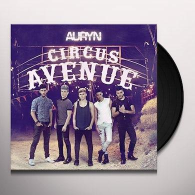 Auryn CIRCUS: REEDICION Vinyl Record