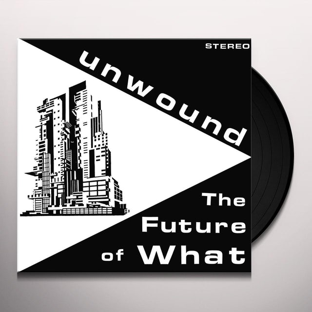 Unwound FUTURE OF WHAT Vinyl Record