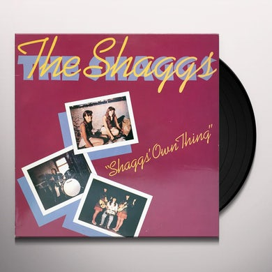 SHAGGS' OWN THING Vinyl Record
