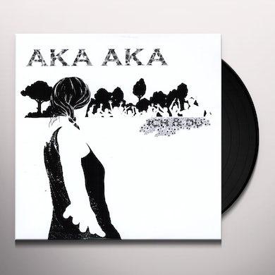 Aka Aka ICH & DU Vinyl Record