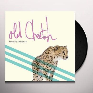Hawksley Workman  OLD CHEETAH Vinyl Record
