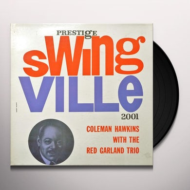 COLEMAN HAWKINS WITH THE RED GARLAND TRIO Vinyl Record