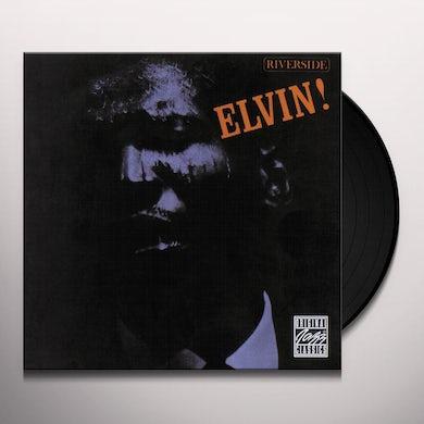 ELVIN Vinyl Record