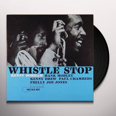 WHISTLE STOP Vinyl Record