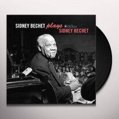 PLAYS SIDNEY BECHET Vinyl Record