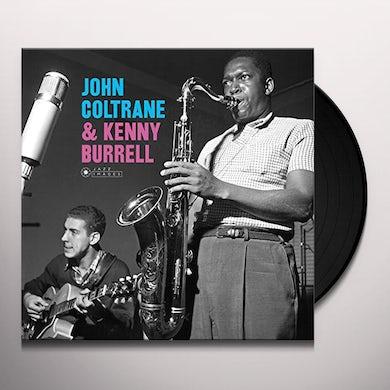 & KENNY BURRELL Vinyl Record