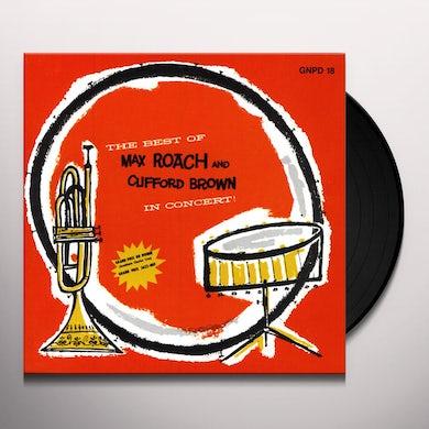 IN CONCERT Vinyl Record