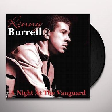 NIGHT AT THE VANGUARD Vinyl Record