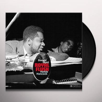 Donald Byrd / Herbie Hancock ROYAL FLUSH Vinyl Record