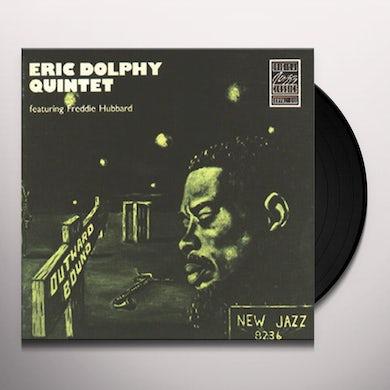 Eric Dolphy OUTWARD BOUND Vinyl Record