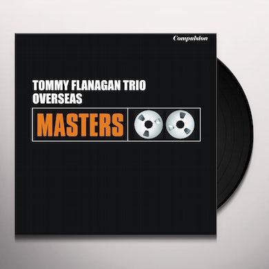 Tommy Trio Flanagan OVERSEAS Vinyl Record