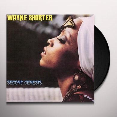 Wayne Shorter SECOND GENESIS Vinyl Record