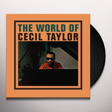 WORLD OF CECIL TAYLOR Vinyl Record