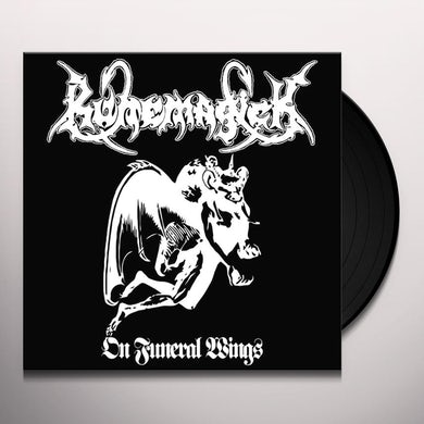 ON FUNERAL WINGS Vinyl Record