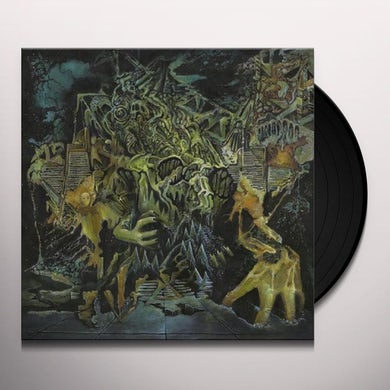 King Gizzard & The Lizard Wizard MURDER OF THE UNIVERSE Vinyl Record