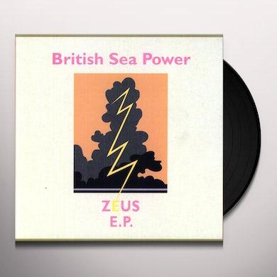 British Sea Power ZEUS EP Vinyl Record