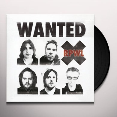 Rpwl WANTED (GER) Vinyl Record