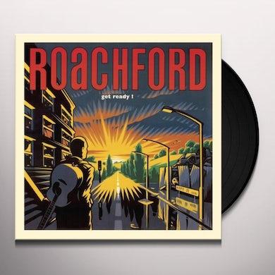 Roachford GET READY Vinyl Record
