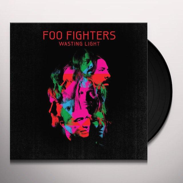 Foo Fighters WASTING LIGHT Vinyl Record