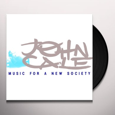 John Cale MUSIC FOR A NEW SOCIETY Vinyl Record