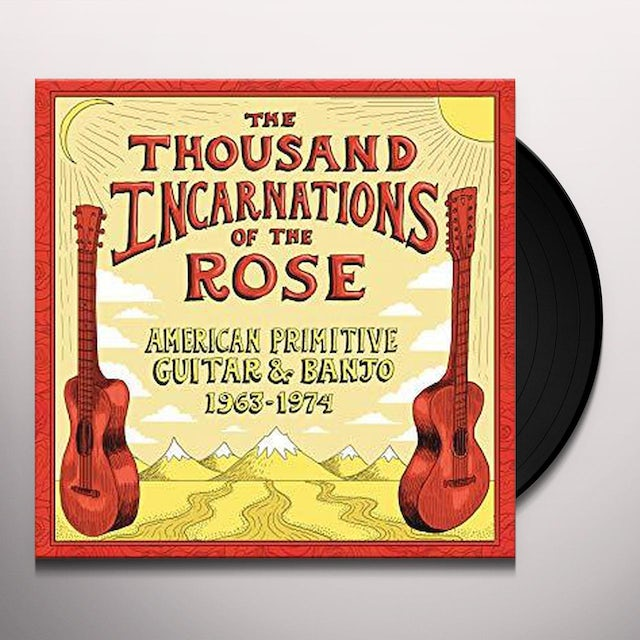Thousand Incarnations Of The Rose: American / Var