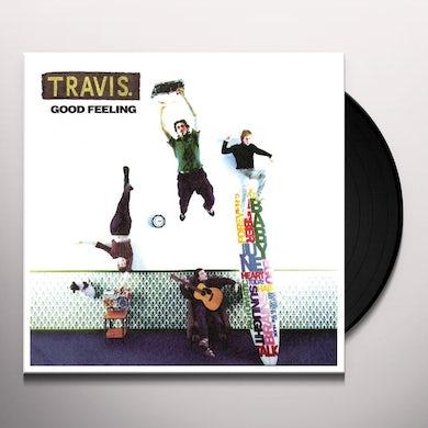 Travis Good Feeling (LP) Vinyl Record