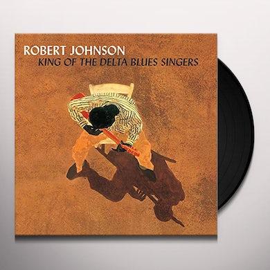 Robert Johnson KING OF THE DELTA BLUES VOL 1 & 2 Vinyl Record