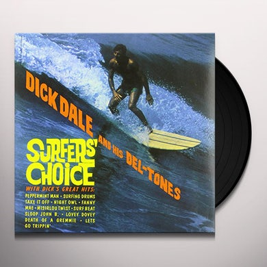 SURFER'S CHOICE Vinyl Record