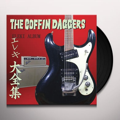 Coffin Daggers ELEKI ALBUM Vinyl Record