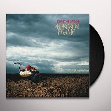 Depeche Mode BROKEN FRAME Vinyl Record