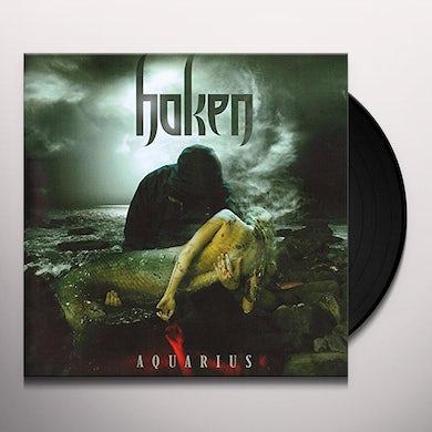 Haken AQUARIUS (MINT VINYL) Vinyl Record