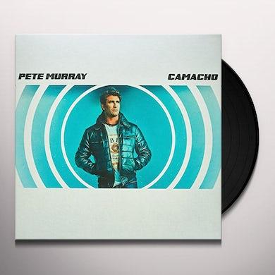 Pete Murray CAMACHO Vinyl Record