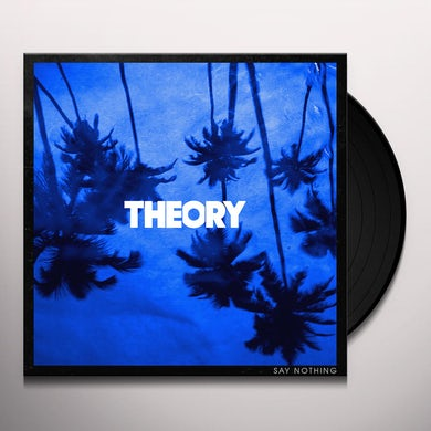 Theory of a Deadman Say nothing Vinyl Record