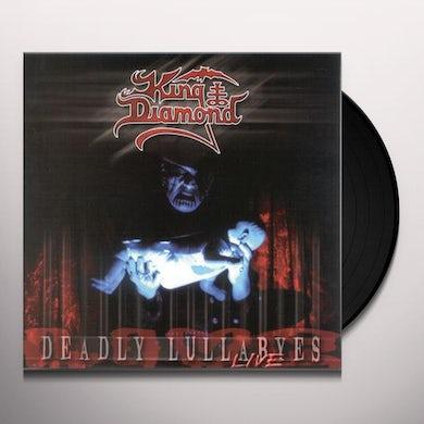 King Diamond DEADLY LULLABYES (LIVE) Vinyl Record
