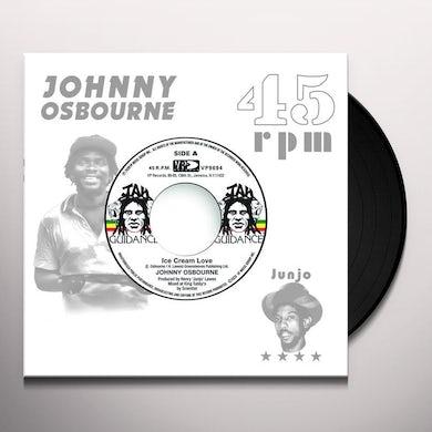 ICE CREAM LOVE Vinyl Record