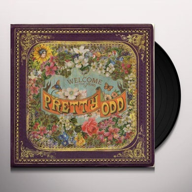 Panic At The Disco  PRETTY ODD Vinyl Record
