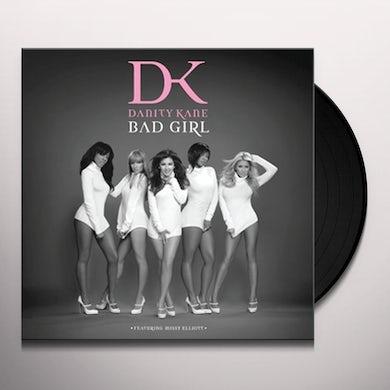 Danity Kane BAD GIRL Vinyl Record