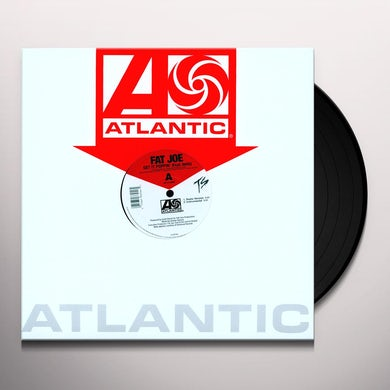 Fat Joe GET IT POPPIN Vinyl Record