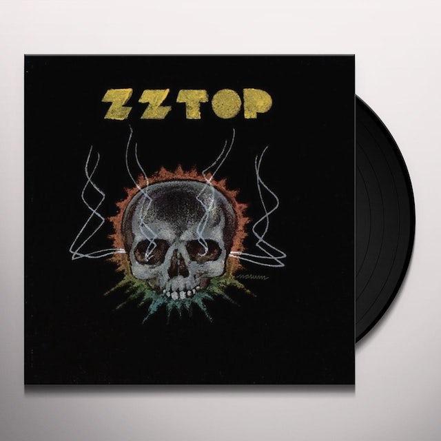 ZZ Top DEGUELLO Vinyl Record - 180 Gram Pressing