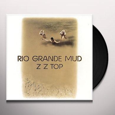 ZZ Top RIO GRANDE MUD Vinyl Record