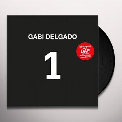 Gabi Delgado 1 Vinyl Record