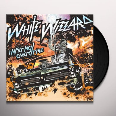 Infernal Overdrive Vinyl Record